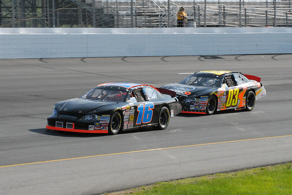 New Hampshire Motor Speedway, 2009