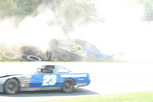 Riverside Speedway 2009